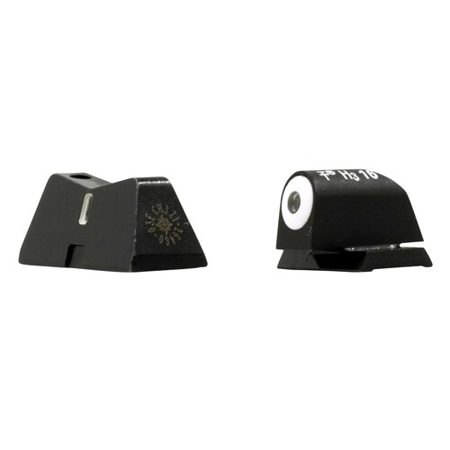 DXT Big Dot Night Sights for Canik TP9 angle