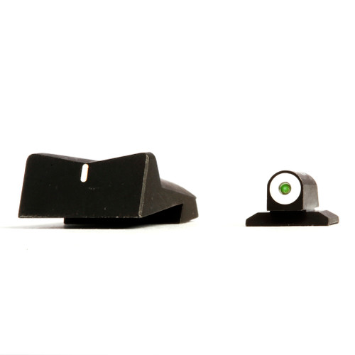 DXW Big Dot Night Sights for Kimber Compact and Pro Carry