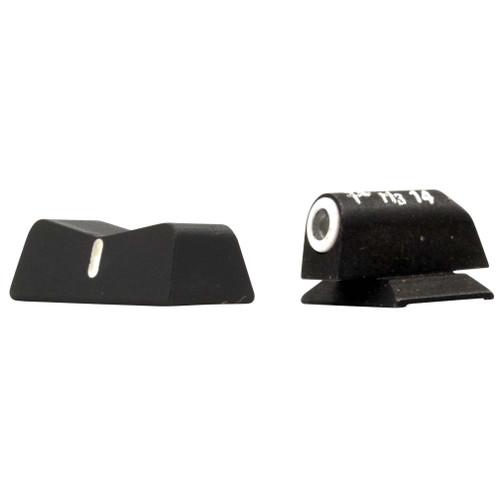 DXW Standard Dot Night Sights for Beretta Tomcat