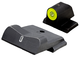 DXT2 Tritium Night Sights yellow for Smith & Wesson M&P Full & Compact