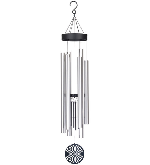 """42"""" Majestic Double Wind Chime"""