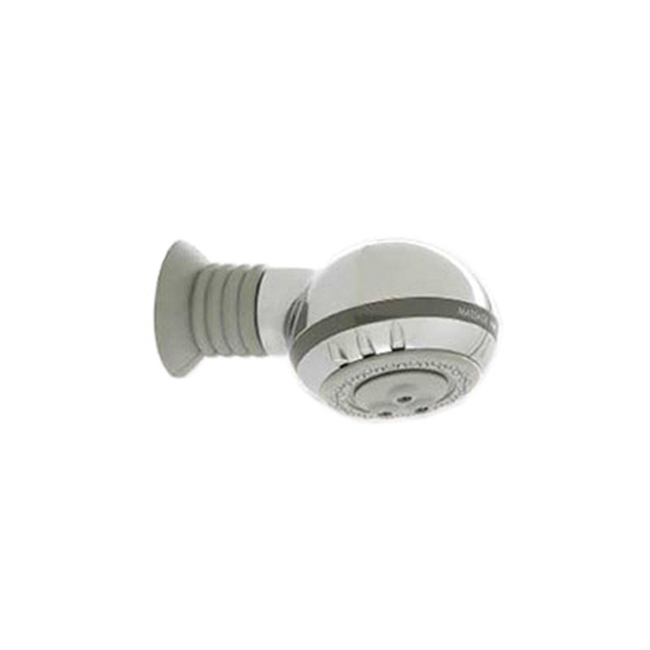 Hansgrohe Interaktiv Chrome 2 Jet Wall Mount Showerhead