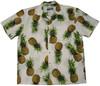 Maui Pineapple White - 100% Cotton