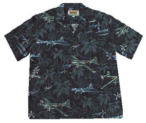 Air Hawaii Men's Hawaiian Shirts