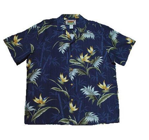 Hawaii Loa - Men's 100% Rayon Hawaiian Shirts