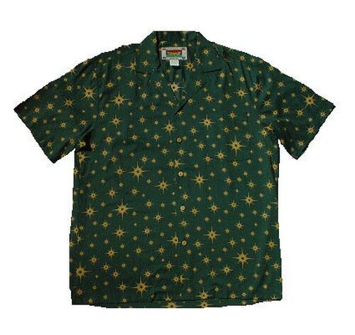 North Star Men's Hawaiian Shirt