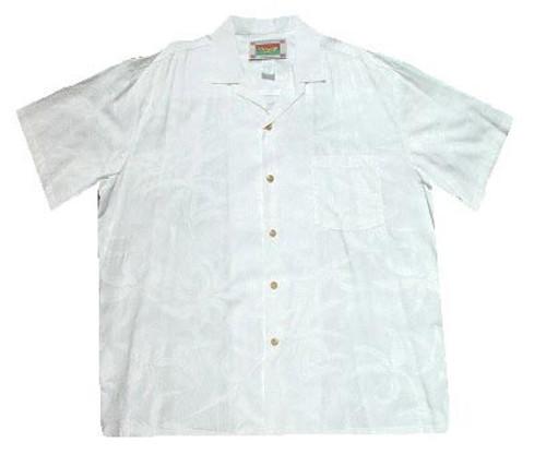 Hawaiian Wedding -  Men's 100% Rayon Hawaiian Shirt