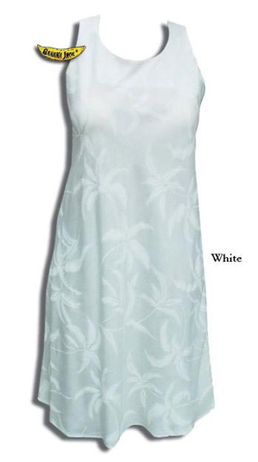 Hawaiian Wedding Short Tank Dress