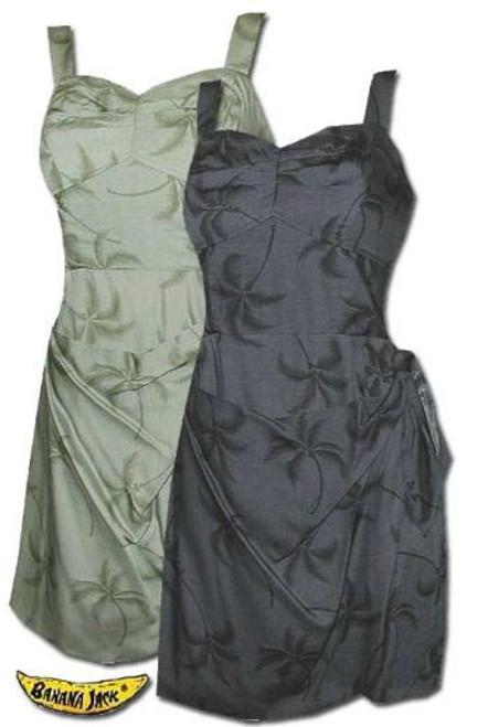 Tradewinds Sarong Dress