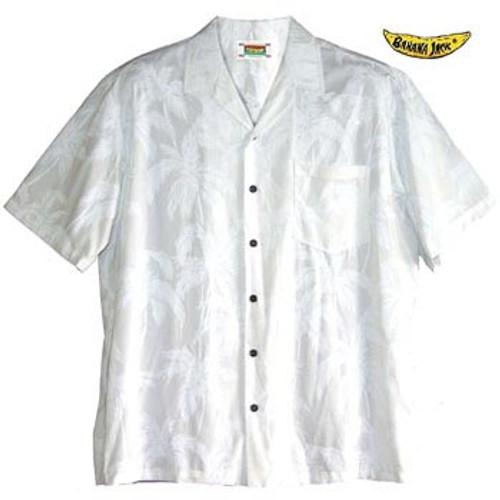 Tropical Wedding Men's Hawaiian Shirt