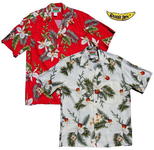 Hawaiian Breeze Men's Hawaiian Shirts