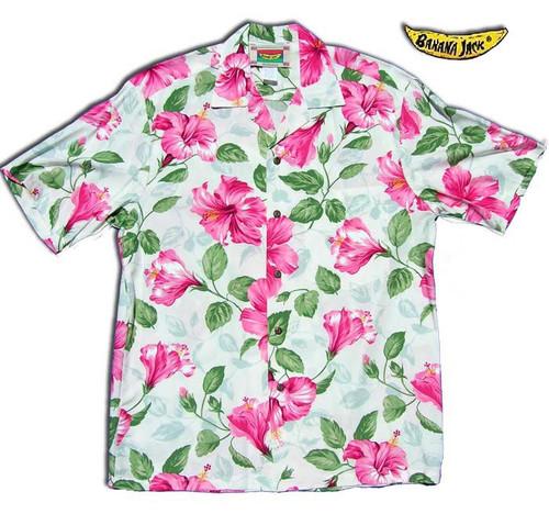 Royal Hawaiian Hibiscus Men's Hawaiian Shirt