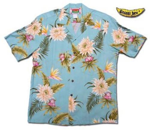 Princeville II - Men's 100% Rayon Hawaiian Shirt