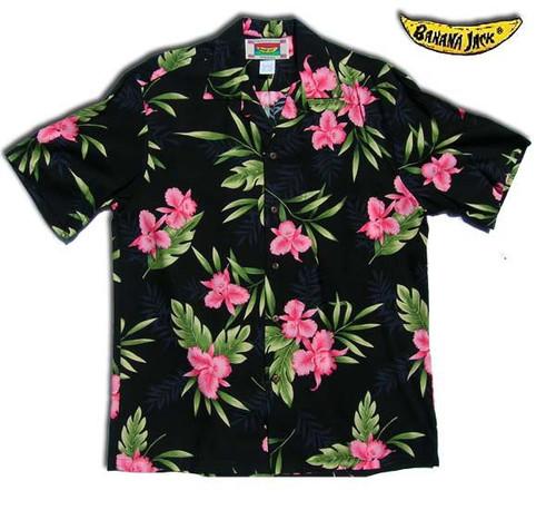Manoa Valley - Men's 100% Rayon Hawaiian Shirt