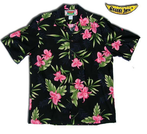 Manoa Valley Men's Hawaiian Shirt