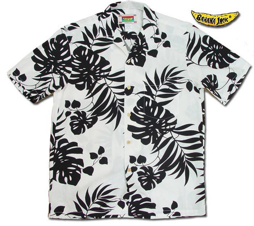 Kahuna Classic Men's Hawaiian Shirt