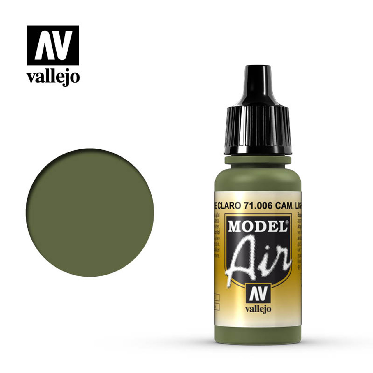 Camouflage Light Green