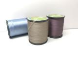 #9000 Silk Taffeta 4mm Spool - Stock Colors