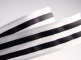#1500 Striped Taffeta