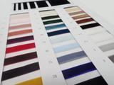 Color Card #5320 / Single Faced Rayon Velvet
