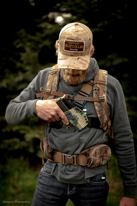 Scout chest holster