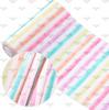"5x55"", Fabric Strips, Pastel Rainbow Stripes Liverpool Fabric, Rainbow Bullet Fabric, Stripes Fabric, Textured Printing, Waffle Stretch Fabric, Baby HeadWrap, Headbow, Diy Fabric, Knit Fabric"
