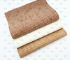 21x29cm, Waffle Textured Faux Leather, Synthetic Leather Sheets, Ice Cream Cone Leather, Textured, Faux Leather, Synthetic Leather, 1 PC (32)
