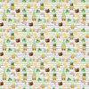 """8x11"""", St. Patrick's Day Synthetic Leather, Custom Leather Sheets, Gnomes Leather, Shamrock Leather, Rainbow Leather Fabric, Horseshoe Leather Sheet, Faux Leather, Synthetic Leather Sheets, DIY Hair Bows, 1 Sheet"""