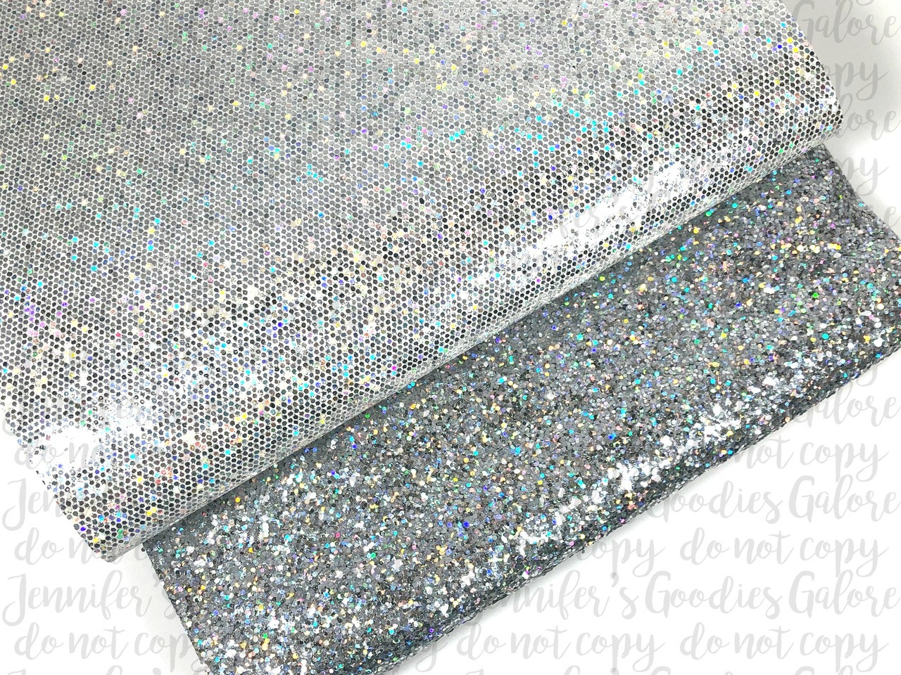 synthetic leather glitter series Leather 20x34cm