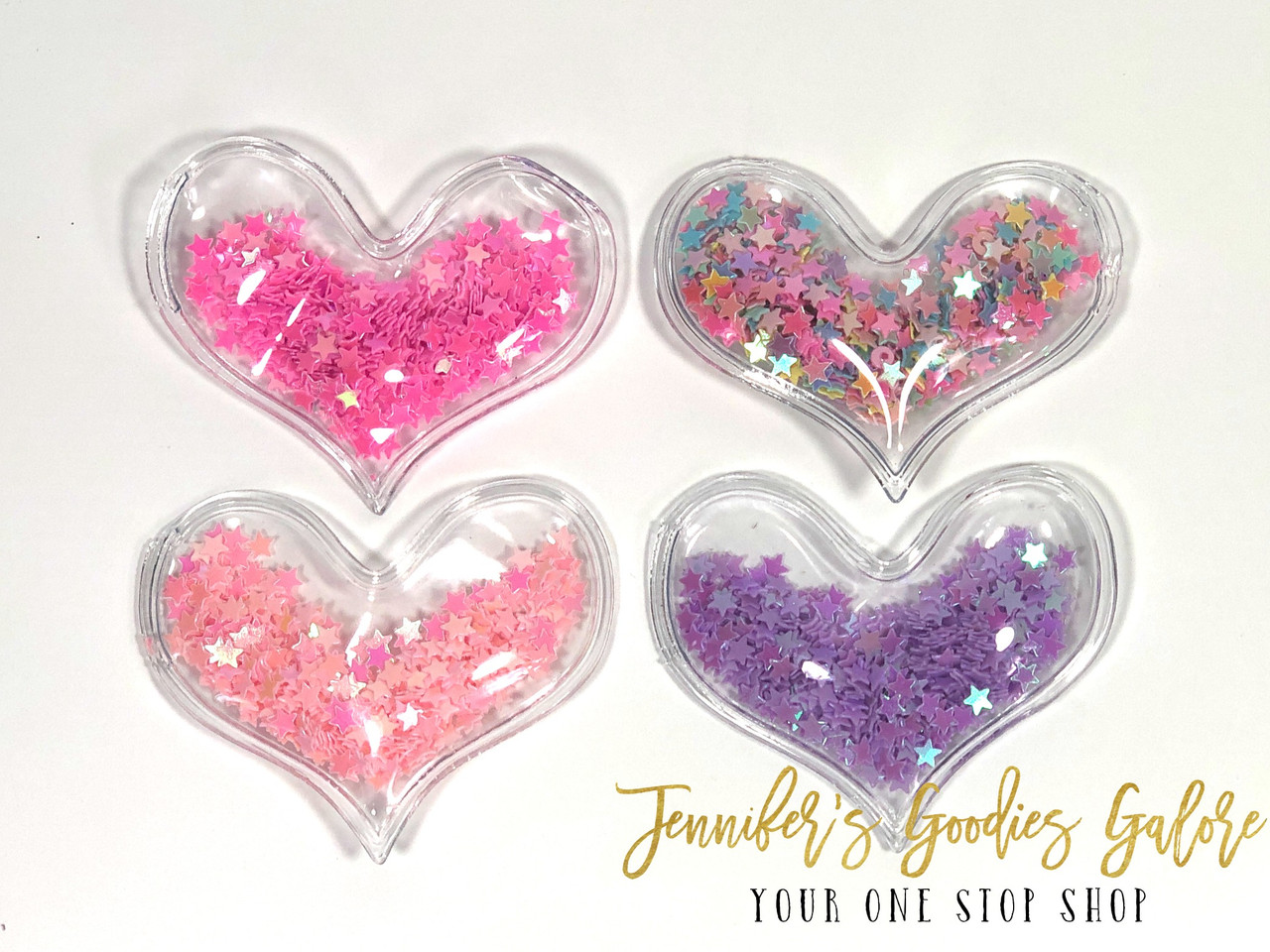 """30 Pack Bling Sparkly Sequin 4/"""" Bows Nylon Ribbon Hair Clips for Party Gril Kids"""