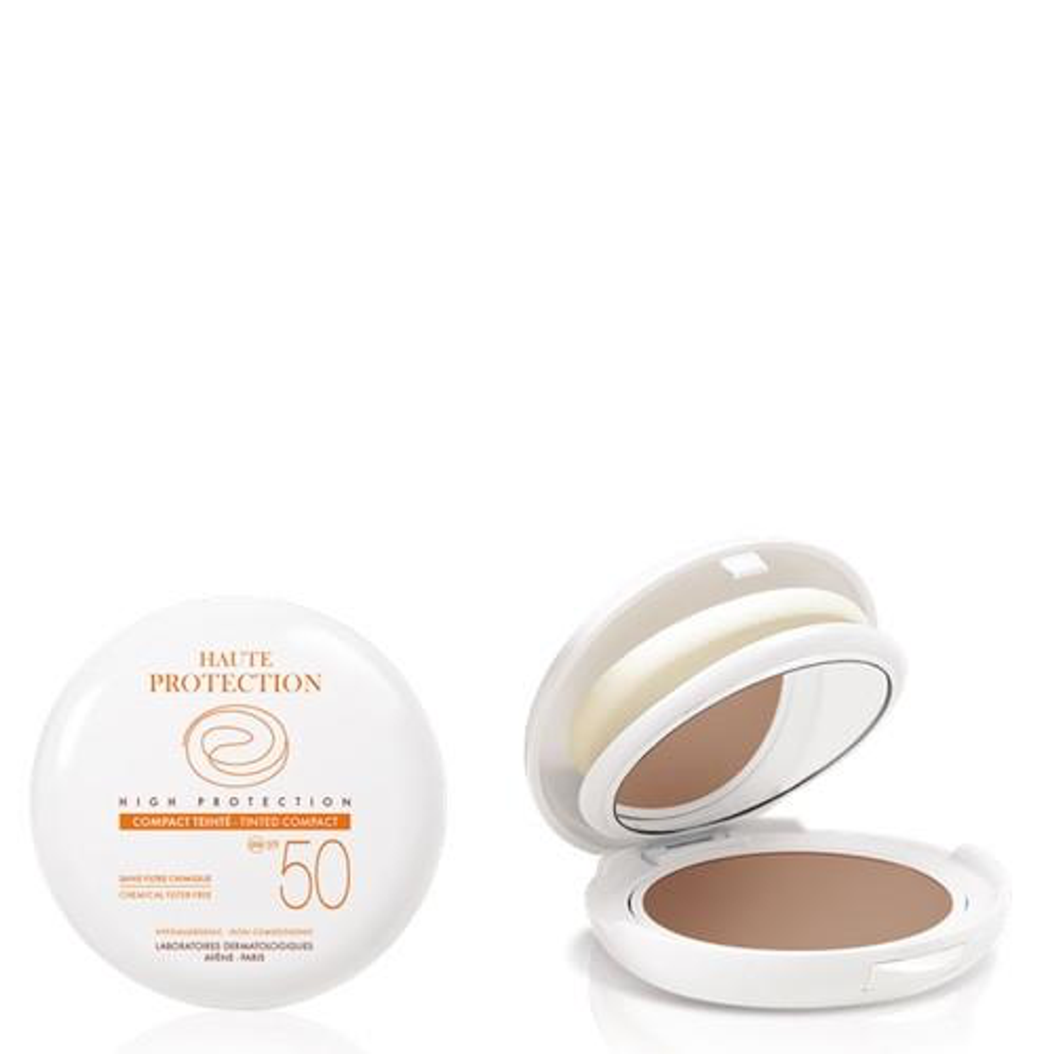 Avene Mineral High Protection Tinted Compact SPF 50 - Honey