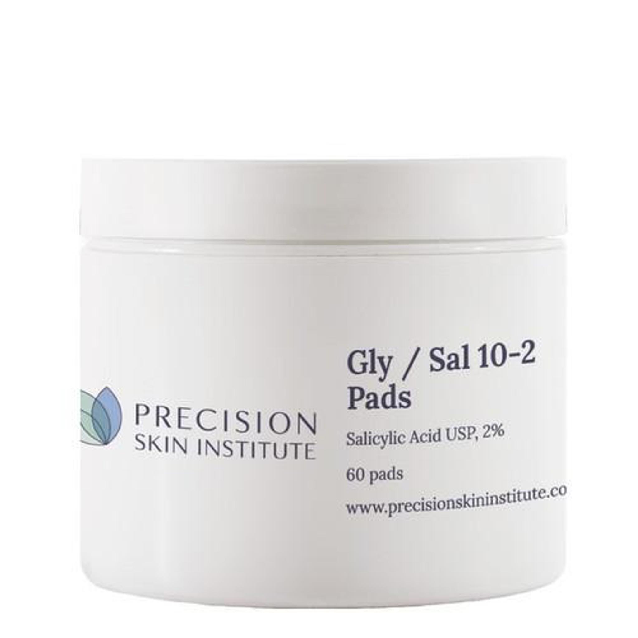 PSI Glycolic 10% Salicylic 2% Pads