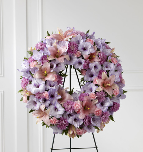 The Sleep in Peace Wreath