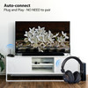 Avantree HT5009 Wireless Headphones for TV WITH BLUETOOTH TRANSMITTER 50M