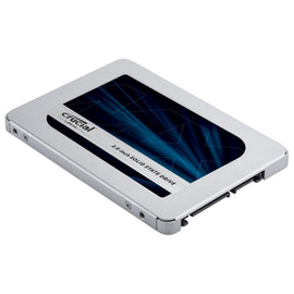 "Crucial MX500 2TB 2.5"" SATA SSD - 3D TLC 560/510 MB/s 90/95K IOPS Acronis SOLID STATE DRIVE"