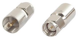 SMA Male Plug TO FME Male Plug Converter Adapter