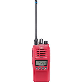 ICOM IC41PRO-RED SPECIAL EDITION RED UHF RADIO