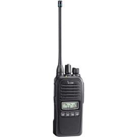 ICOM IC41PRO IP67 80CH UHF HANDHELD RADIO