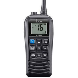 ICOM IC-M37E Marine Waterproof Transceiver handheld Radio