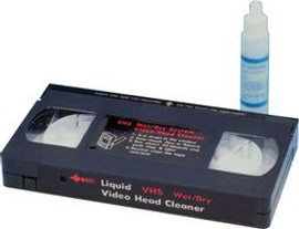 VHS HEAD CLEANER