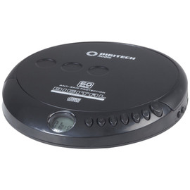 Portable CD Player with 60 sec Anti-Shock