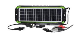 5W 12V Solar Battery Charger