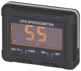 GPS Wireless Digital Speedometer LCD Display Km/h or Knots Ideal For Any Vehicle