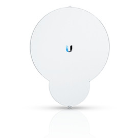 Ubiquiti airFiber 24 HD 2Gbps+ 24GHz 20KM+ Full Duplex Point to Point Radio - Ideal for outdoor, high speed PtP bridging and carrier-class backhauls