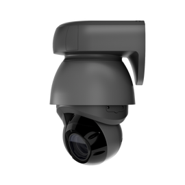 Ubiquiti UniFi Video PTZ Camera, 4K 24FPS Video Streaming, 22x Optical Zoom, Adaptice IR LED Night Vision, Pan-Tilt-Zoom Camera, IP66 Weatherproofing