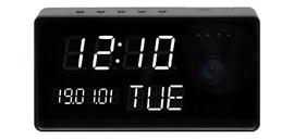 Clock With Wireless Spy Cam