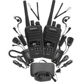 Uniden UH755-2DXL 5W UHF DELUX HANDHELD TWIN Pack