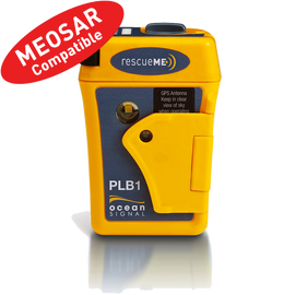 Ocean Signal PLB1 Emergency Position Indicating Radio Beacon