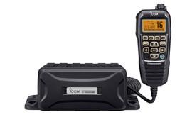 ICOM ICM400BBE VHF Marine In Boat Radio, Remote Mic Style