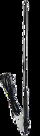 UHF 90cm Black Fibreglass Elevated Feed SABER Antenna